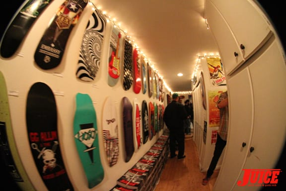 State of Skate Wall