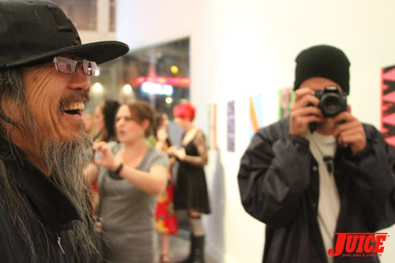 Jeff Ho and Matt Smith