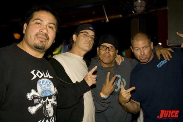Block, Kelly Jackson, Ray Flores, Jimmy Valentine