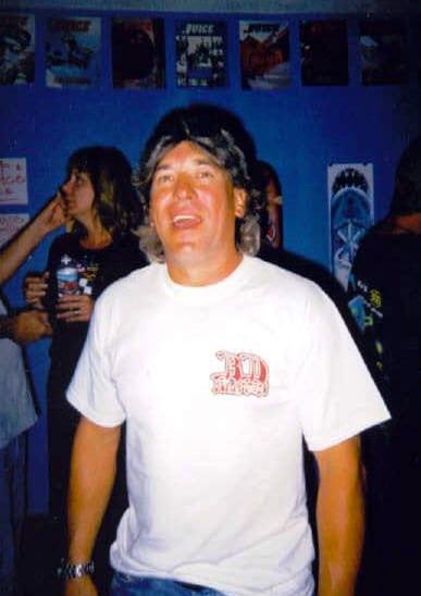 "Paul Constantineau Photo Rene ""Cannonball"" Carrasco. Photo: Dan Levy"