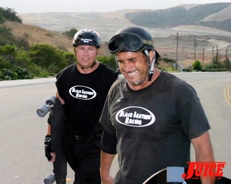 Steve Olson, John Oshei