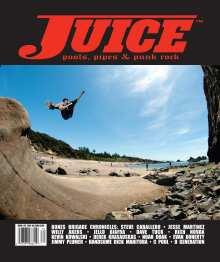 Juice 70 Kevin Kowalski cover