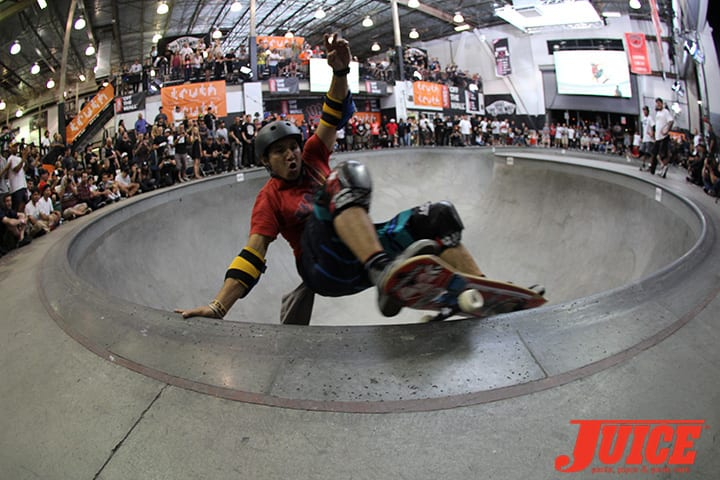 CHRISTIAN HOSOI. VANS POOL PARTY 2014. PHOTO BY DAN LEVY
