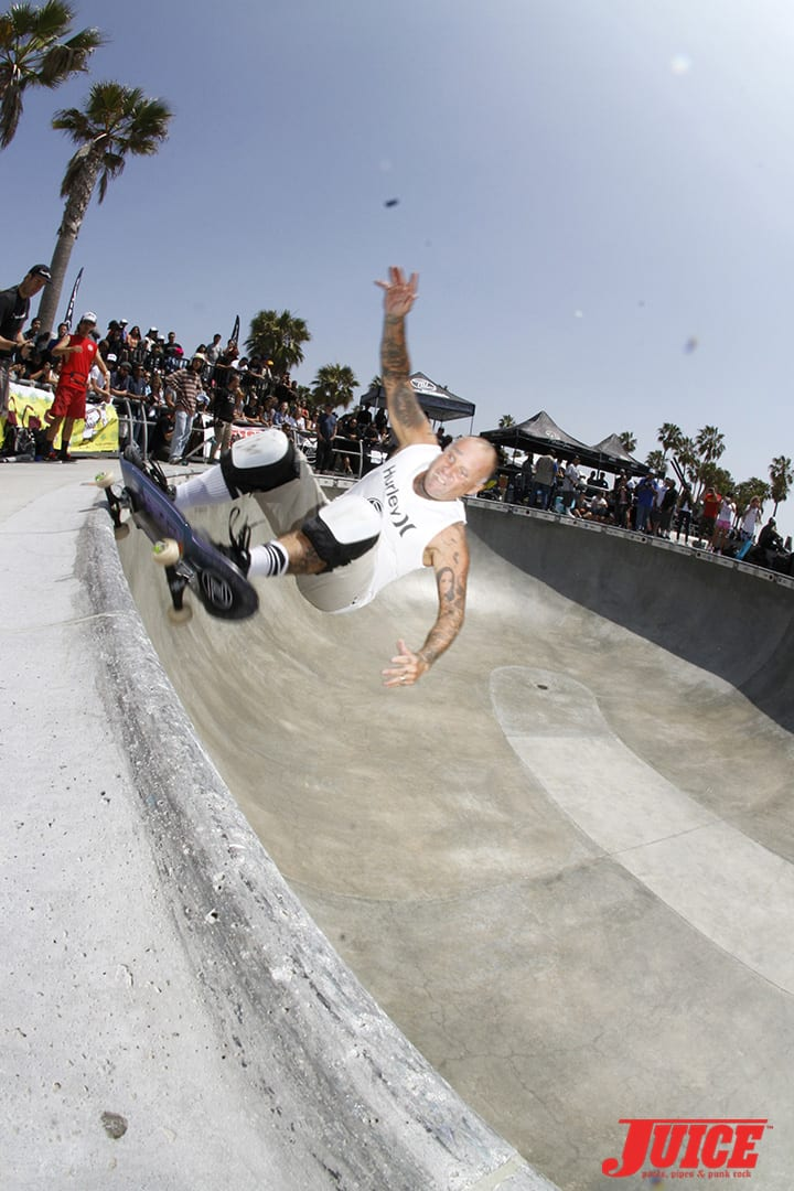Jay Adams shreds the Z-Flex Jay Boy Classic in Venice. Photo: Dan Levy