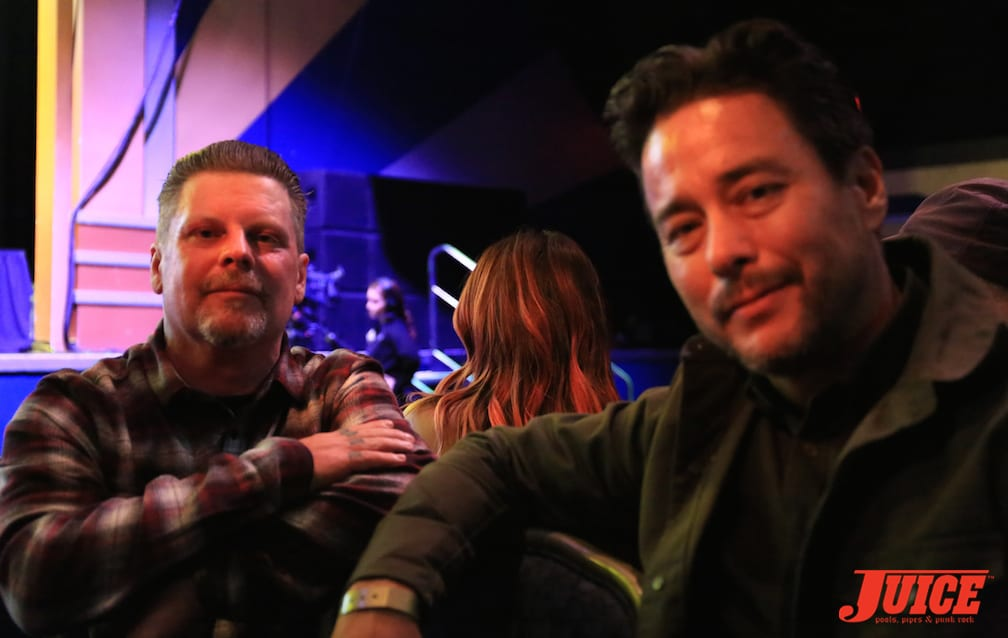 Eric Dressen and Scott Oster. Photo by Dan Levy © Juice Magazine