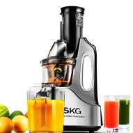 SKG New Generation Wide Chute Anti-oxidation Slow Masticating Juicer