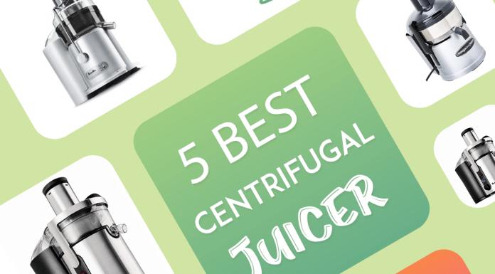 5 Best Centrifugal Juicer