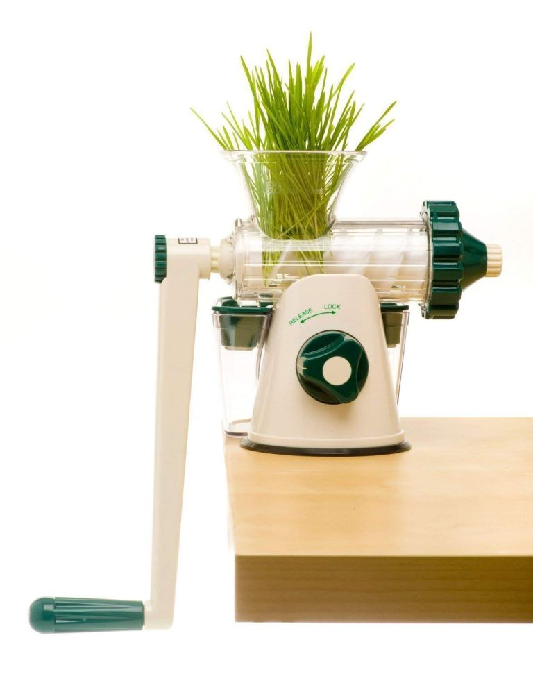 Best Wheatgrass Juicer: The Best Juicers Available To Buy Today