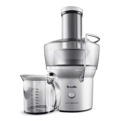 Breville Juice Fountain Compact BJE200XL Juicer Review