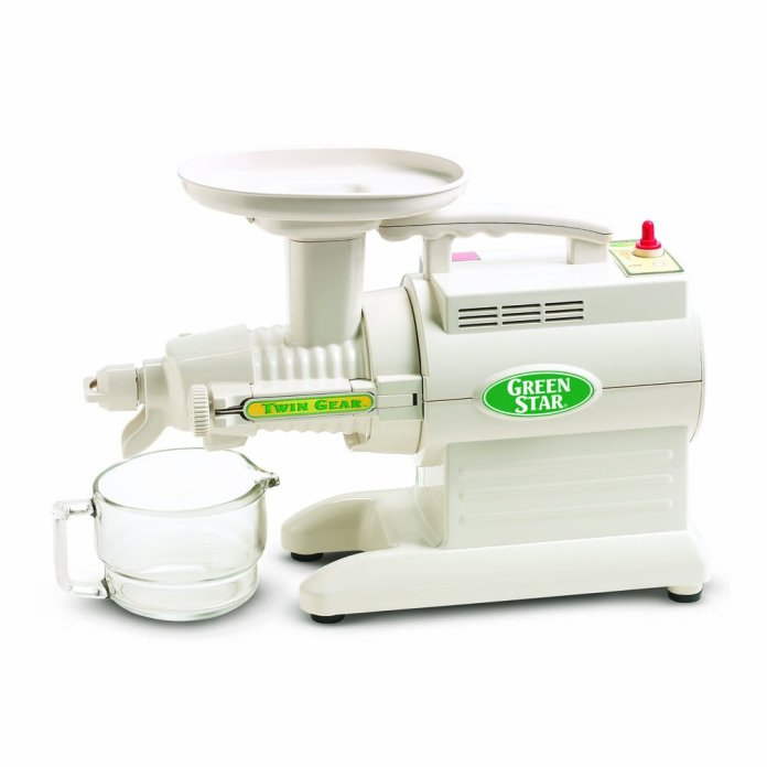 Green Star GS-1000 Juice Extractor Review