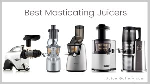10 Best Masticating Juicers of 2019 - Reviews and Guide 16