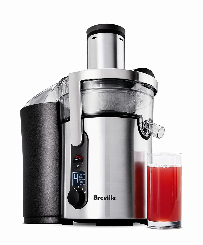 Breville BJE510XL, Juice Fountain, Juicer Portal, Smart chip