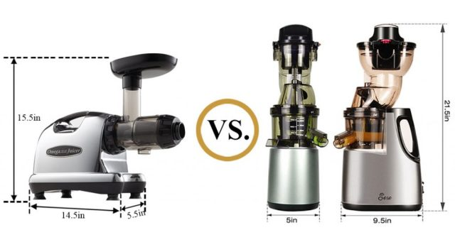 Omega J8006, vs, JESE JS-500A, Juicer Portal, Review