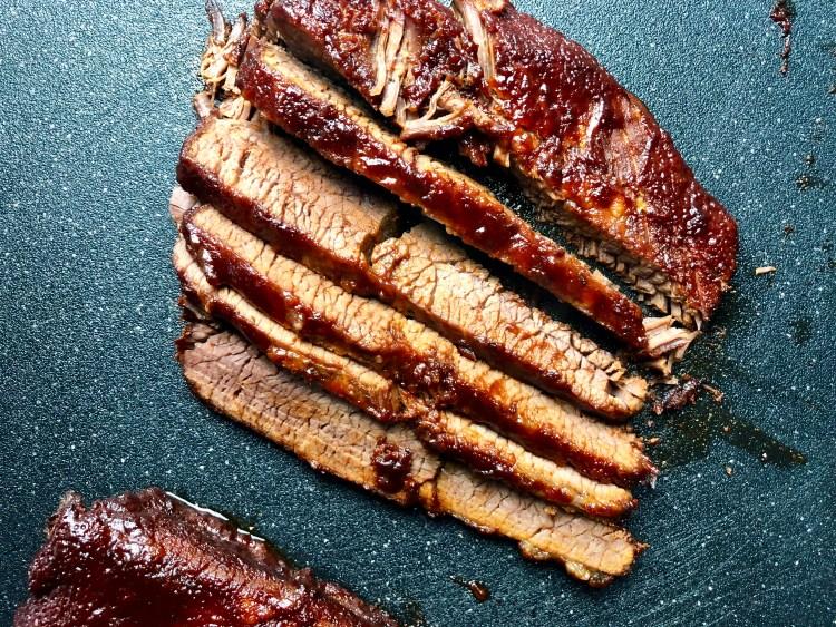 Pressure Cooker BBQ Brisket