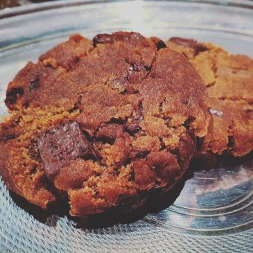 Juicy Lucy's Vegan Choc-Chip Cookies x 2