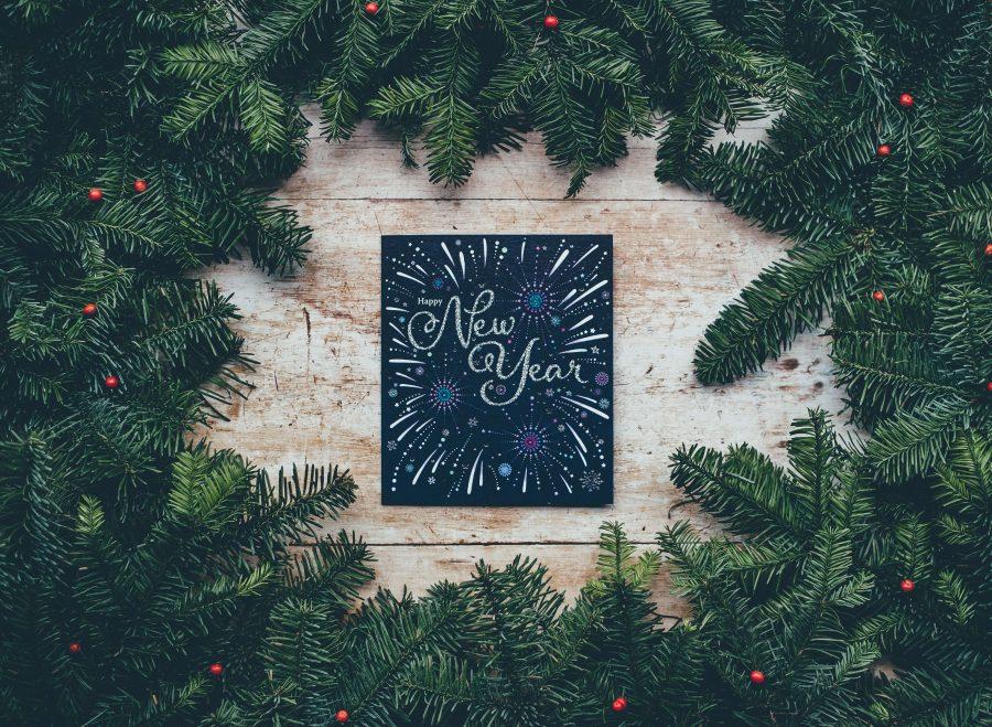photo new year Nouvel an nouvelle année article bonnes résolutions