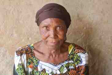 Eggon Grandmother in Langa Langa Village, Nasarawa State, Nigeria #JujuFilms