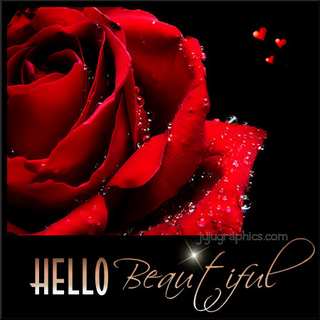 Hello Beautiful 2 Graphics Quotes Comments Images Amp Greetings For Myspace Facebook