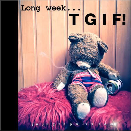 Long Week TGIF Graphics Quotes Comments Images Amp Greetings For Myspace Facebook Twitter