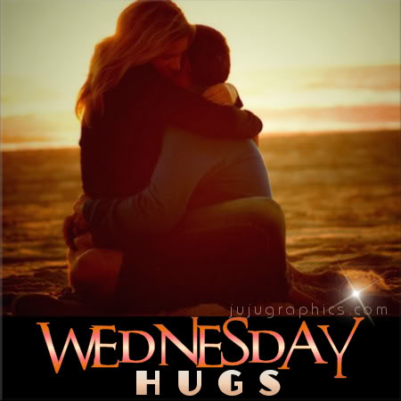 Wednesday Hugs Graphics Quotes Comments Images