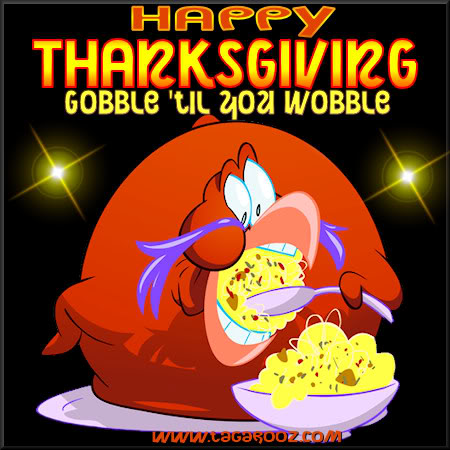 Happy Thanksgiving Gobble Til You Wobble Graphics Quotes Comments Images Amp Greetings For