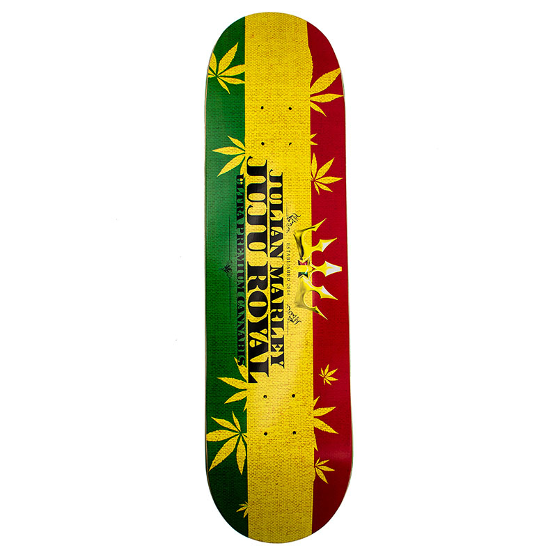 JuJu Royal Rasta Skateboard