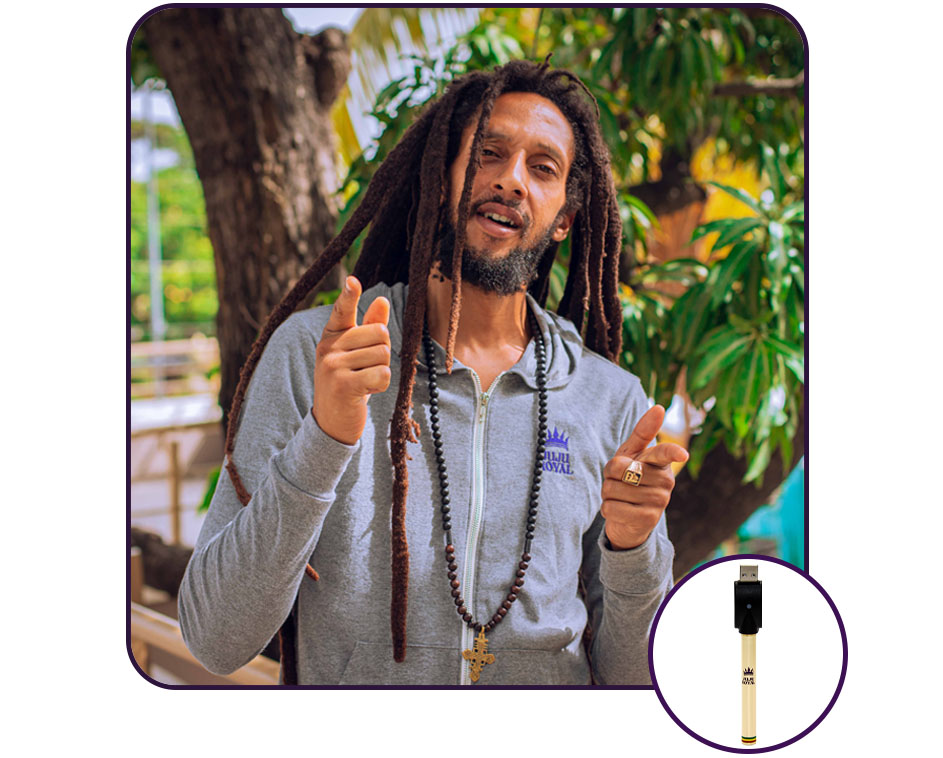 Julian Marley JuJu Royal - 420 Sale