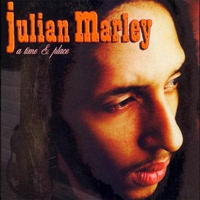 Julian Marley JuJu Royal Album A Time And Place
