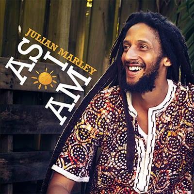 Julian Marley JuJu Royal Album As I Am
