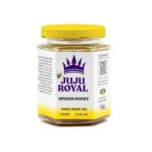 JuJu Royal Ginger Honey
