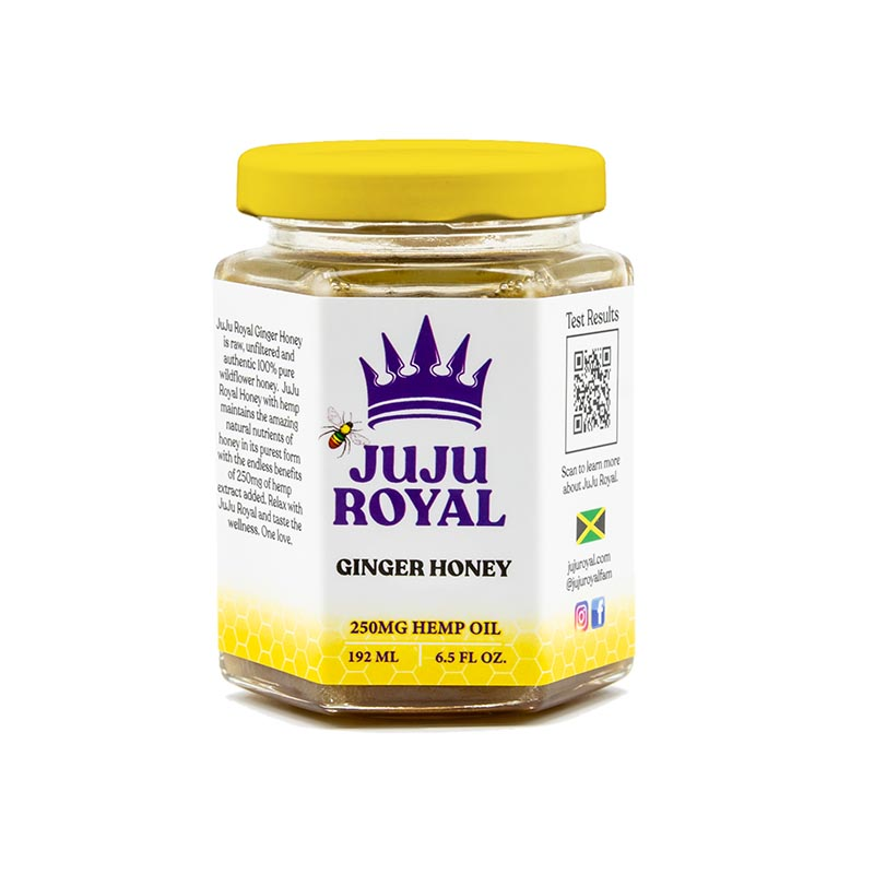 JuJu Royal Ginger Honey