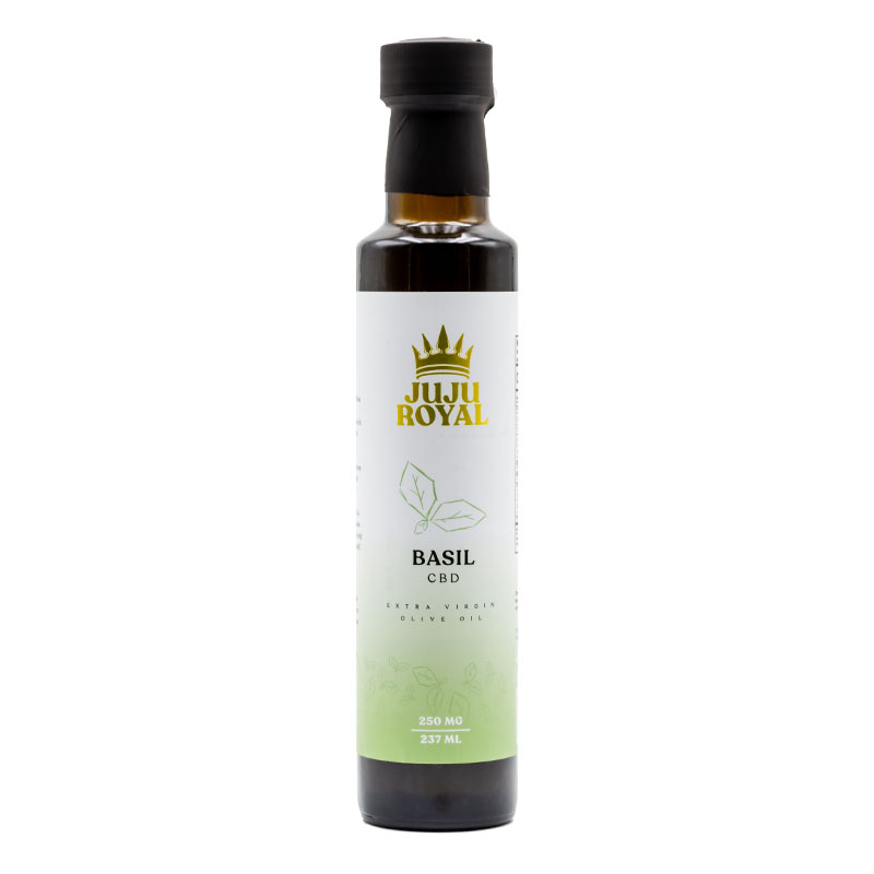 JuJu Royal CBD Olive Oil