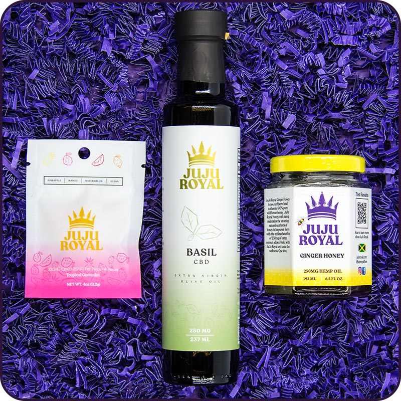 JuJu Royal Nosh Gift Box