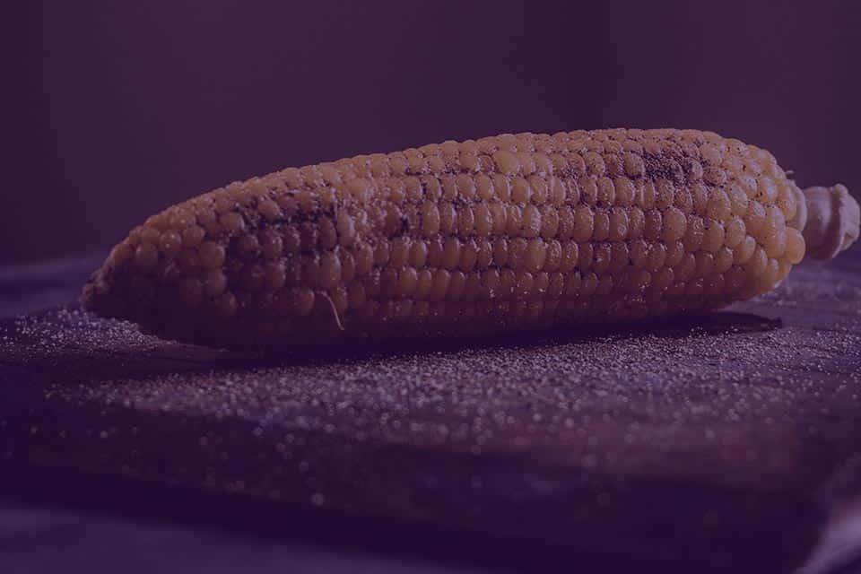JuJu Royal - Roasted Basil Corn