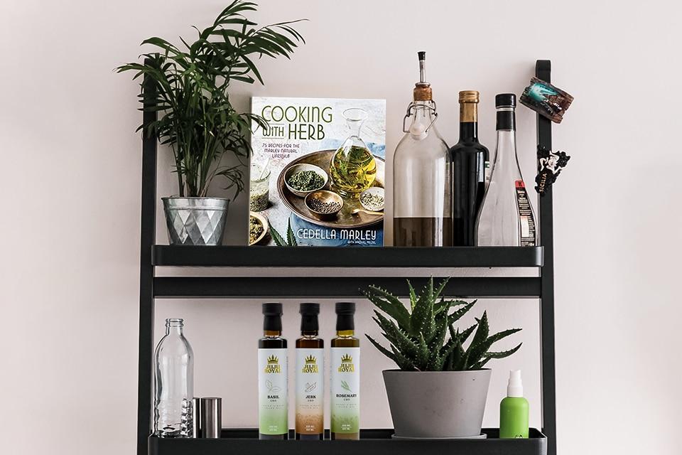 JuJu Royal - Olive Oil Recipes