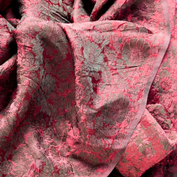 Vietnamese Silk laundered and ready to go