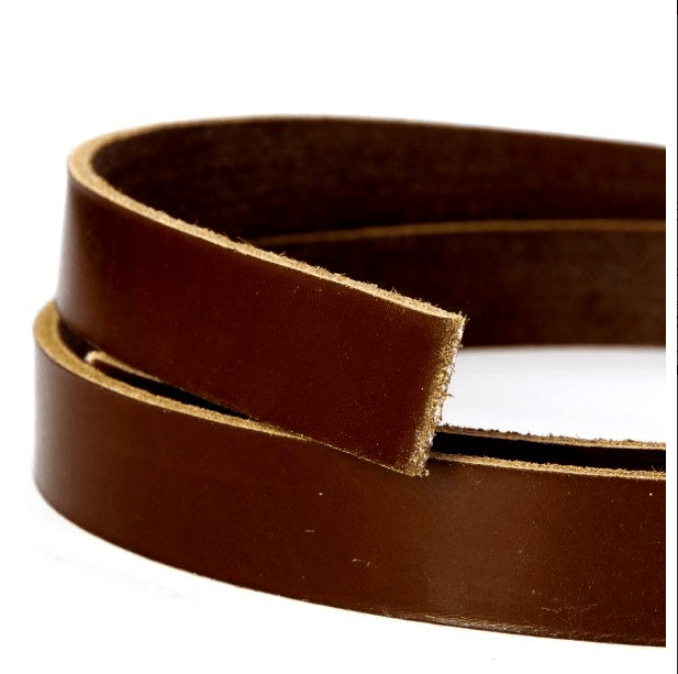 3mm saddlery leather