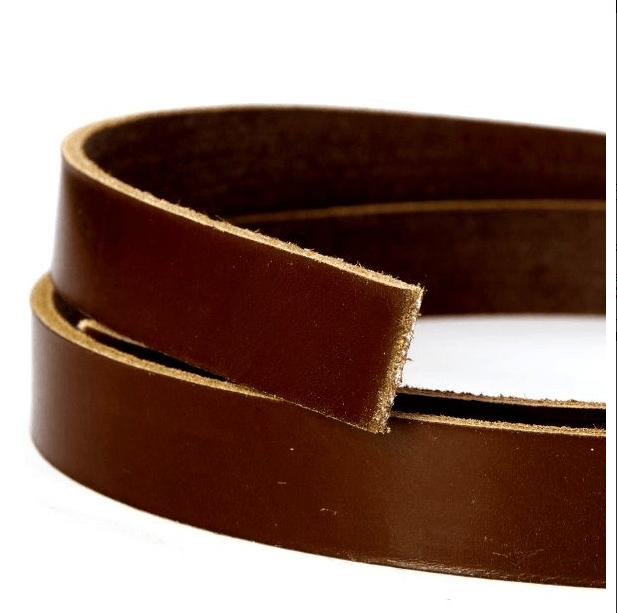 3mm saddlery leather
