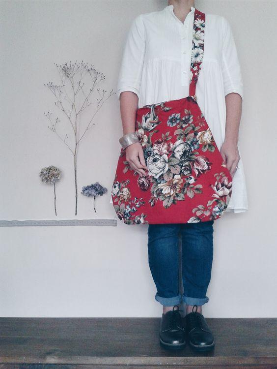 Linen Garden bag