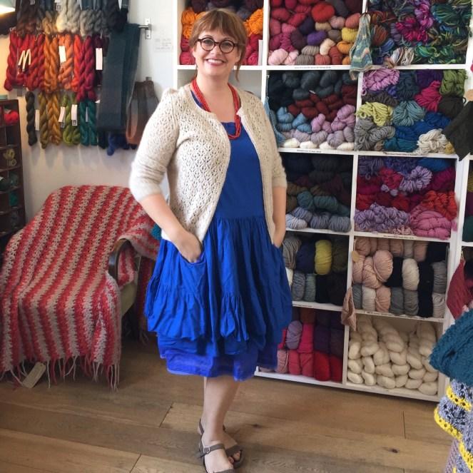 Blue Dress jujuvail.com