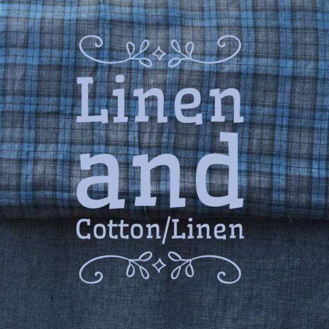 Fabworks Linen and Cotton/linen jujuvail.com