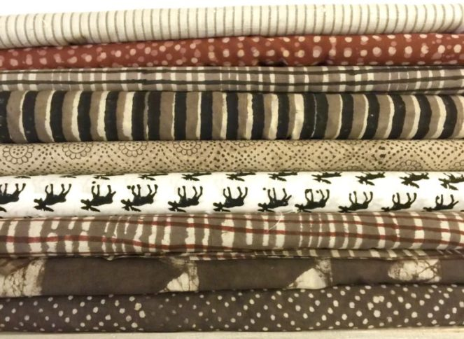 Cotton Print fabrics at Merchant and Mills