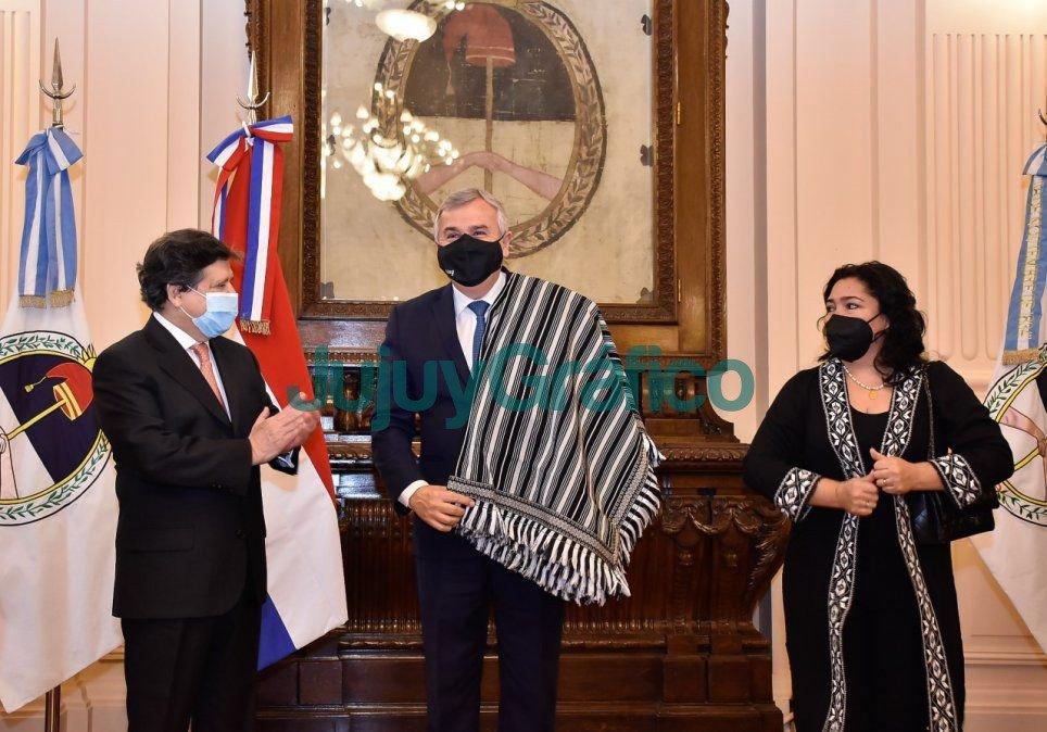 Jujuy y Paraguay definen agenda de intereses y estrategias comunes 1