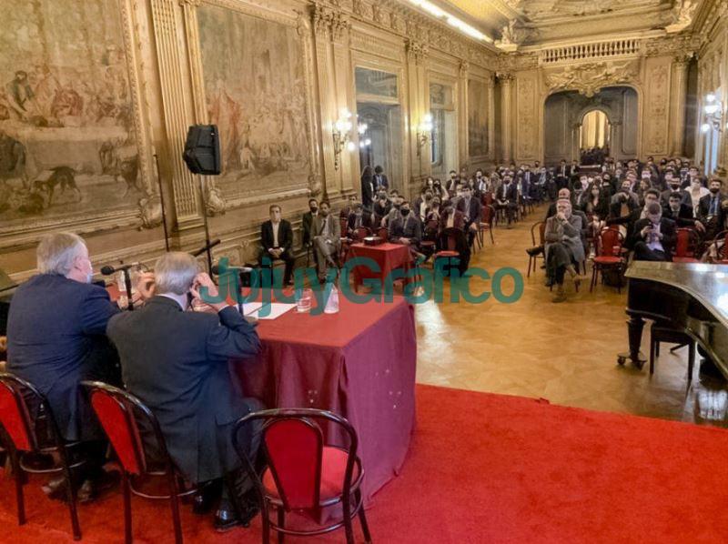 Morales participo del Seminario Pais Federal 2021 3