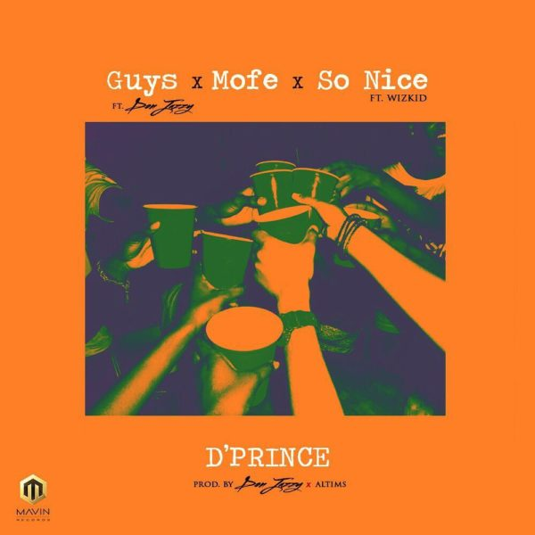 D'Prince - Guys ft. Don Jazzy (Prod. By Don Jazzy)