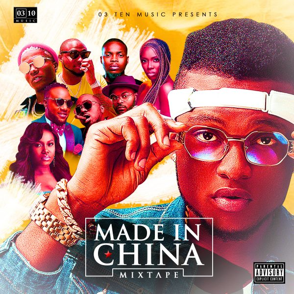 DOWNLOAD: DJ Simple - Made In China Mixtape