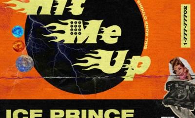 Ice Prince ft. PatrickxxLee & Straffitti – Hit Me Up