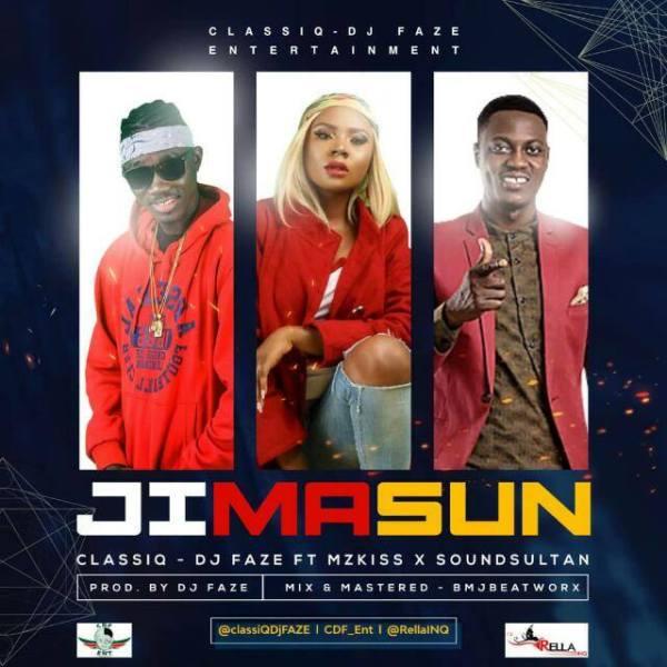 Classiq DJ Faze - Ji Masun ft Mz Kiss & Sound Sultan