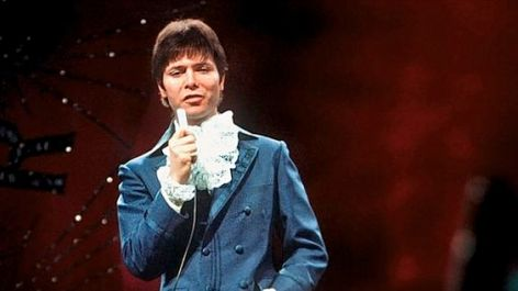 cliff richard congratulations