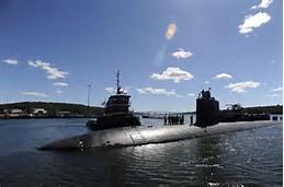 Groton Submarine Base
